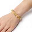 Rose Love Cuff Gold