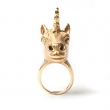 Unicorn Ring Gold