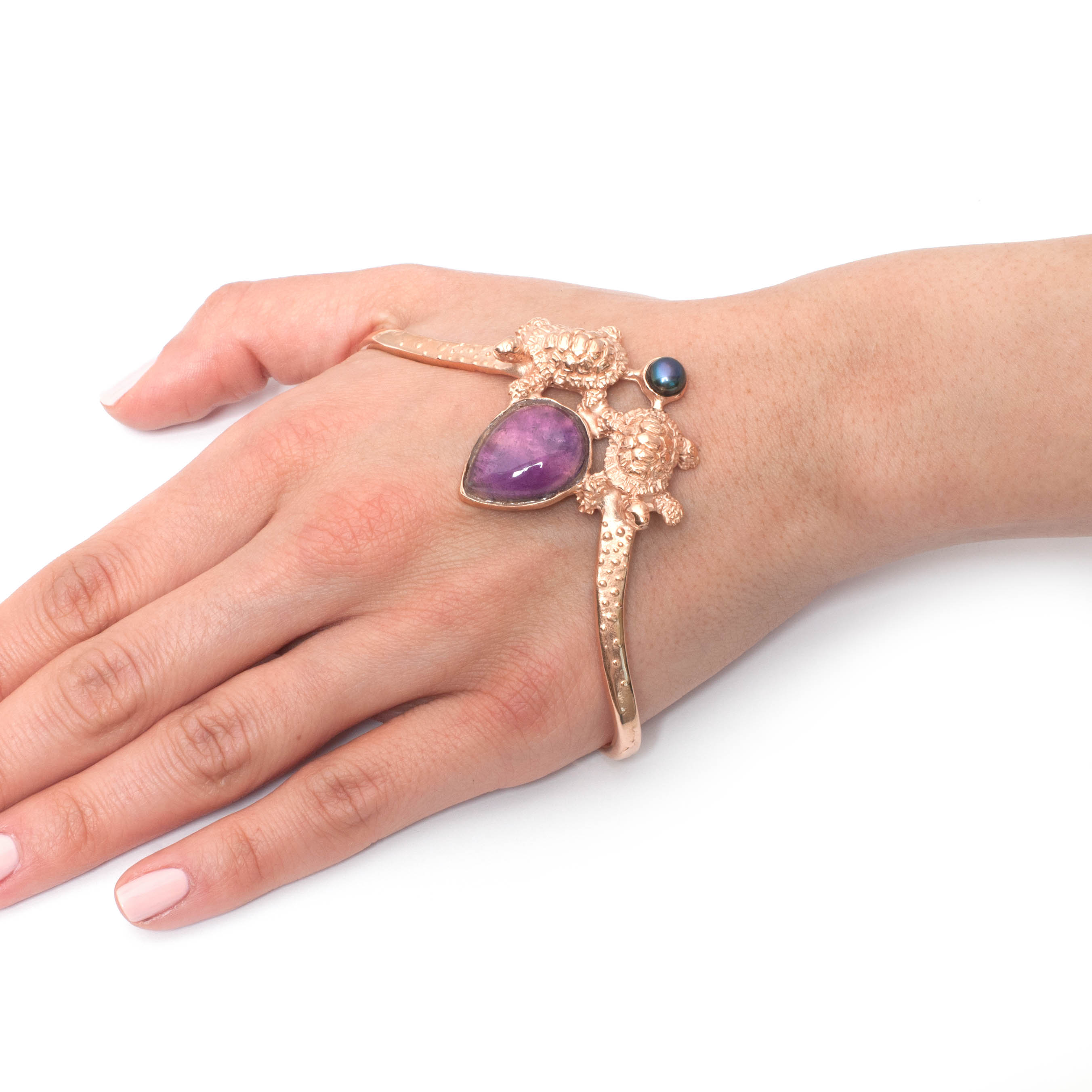 silver jewellery oliver bracelet cord bonas turtle tiny and