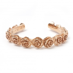 Rose Love Cuff Rose Gold