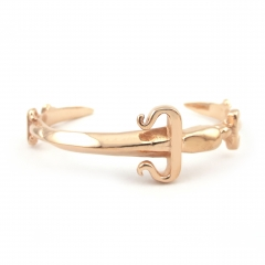 Dagger Cuff Rose Gold