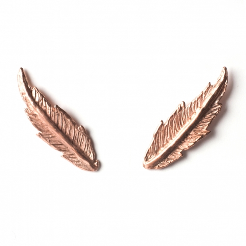 FSE21RG Featherana Earrings