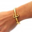 Dagger Cuff Gold