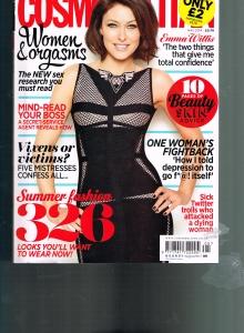 Cosmopolitan May 2014 Cover03042014