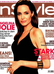 InStyle Germany june 2014 cover