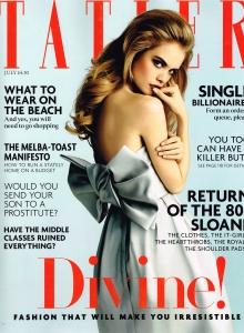 Tatler July 2014 Cover09062014