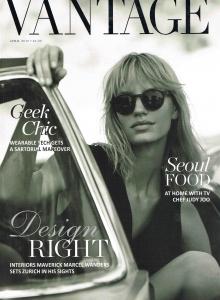 Vantage Magazine April 2015 Cover