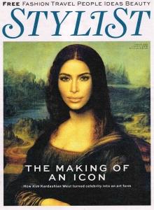 Stylist 1st April 2015 Cover