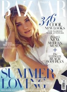 Harpers Bazaar May 2015