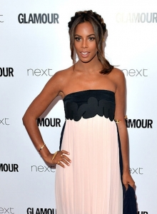 Rochelle Humes Glamour Awards June15