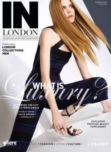 In London Cover