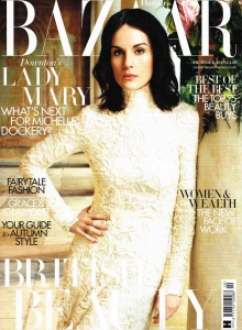 Harper's Bazaar Cover - October 2015