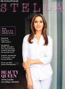 Stella Magazine Cover - 27th September 2015