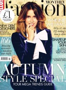 HELLO! Fashion Cover -  Oct15