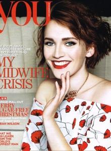 YOU Magazine Cover - 29th November 2015