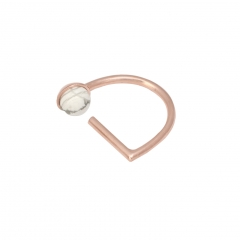OC022 Mati Midi Ring - Rose