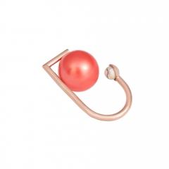OC034 Yan Ring - Rose