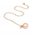 OC055 Ojo Necklace - Gold