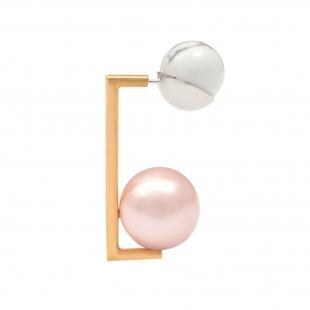 OC065 Anya Earring - Gold