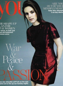YOU Magazine 27th December 2015 Cover