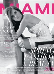 Miami Magazine cover feb16