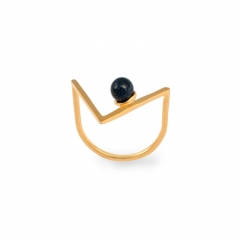 DU003 Ochi Ring - Goldstone