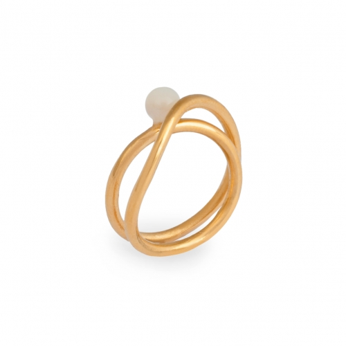 DU009 Libro Midi Ring - MoP
