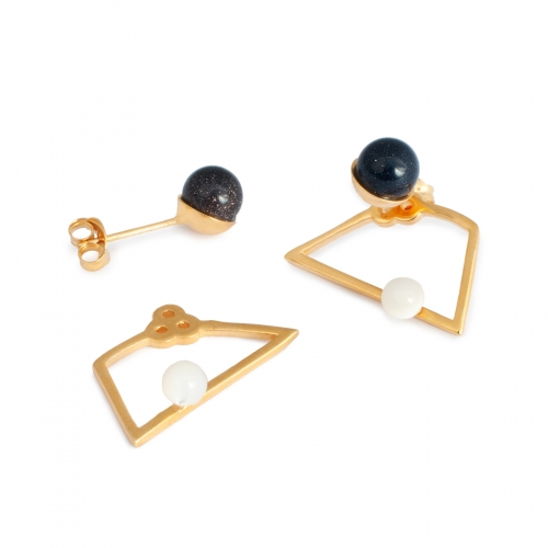 DU051 Ochi Earrings