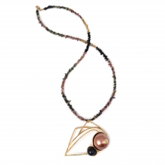 evil-eye-necklace-tourmaline-goldstone-faux-mocha-pearl
